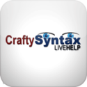 Crafty Syntax Live Help (CSLH) is an open source live support solution that helps customer support with live help functionality that can be proactively pushed to visitors to your site or requested by the consumer. Crafty Syntax includes a large range of features to allow multiple operators, multiple departments and multiple languages to be used.