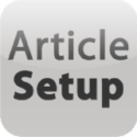 ArticleSetup is the powerful, flexible, and surprisingly simple web software that you can use to setup your own article directory website. This premium script is easy to use, customizable, feature-rich, fully supported and best of all, it's completely free – forever. ArticleSetup is the free PHP article directory script that allows you to publish articles submitted by authors; similar to EzineArticles or ArticleBase.