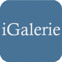 iGalerie is an open and free PHP application that allows you to create and manage your photo gallery as just that effectively.