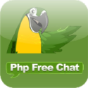 phpFreeChat is a free, simple to install, fast, customizable and multi languages chat that uses a simple filesystem for message and nickname storage. It uses AJAX to smoothly refresh (no flicker) and display the chat zone and the nickname zone. It supports multi-rooms (/join), private messages, moderation (/kick, /ban), customized themes based on CSS and plugins systems that allows you to write your own storage routines (ex: Mysql, IRC backends), and you own chat commands !