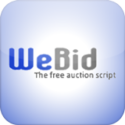 WeBid is an open-source auction script written in the popular language PHP which a massive collection of inbuilt features WeBid is the prefect chose for setting up any auction site.