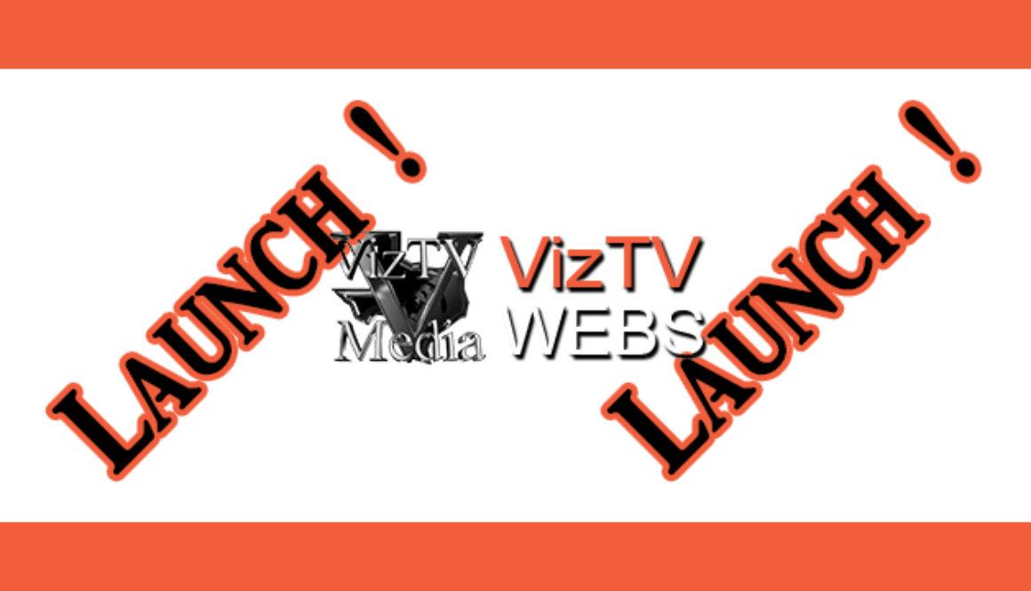 VizTV Web Hosting Launch
