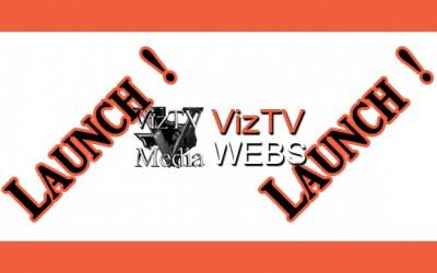 VizTV Webs – PRE LAUNCH!